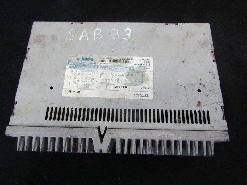 Audio amplifier SAAB 9-3 2007    3.0 12773377