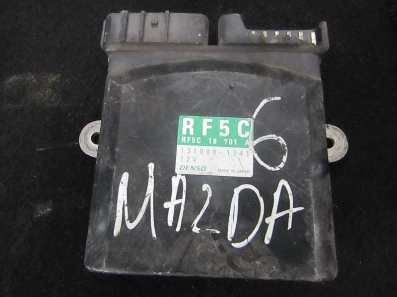 Fuel Injection ECU Mazda 6 2003    2.0 rf5c18701a