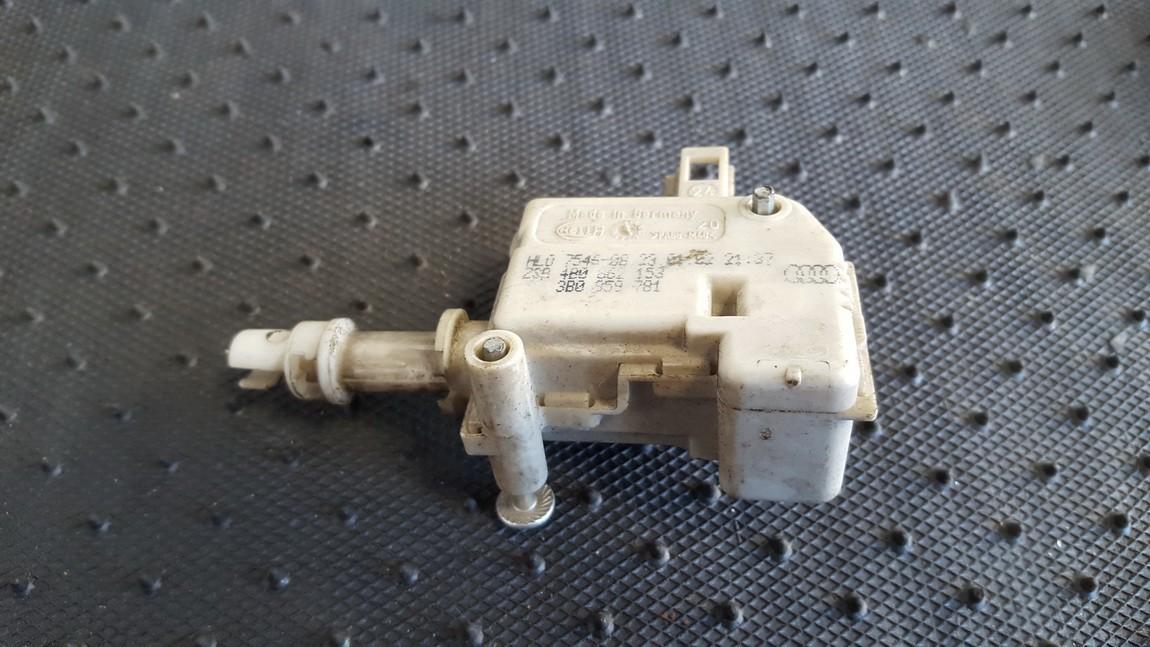 Kuro bako dangtelio varikliukas (uzrakto varikliukas) 4B0862153 3B0959781 Audi A6 1998 2.5