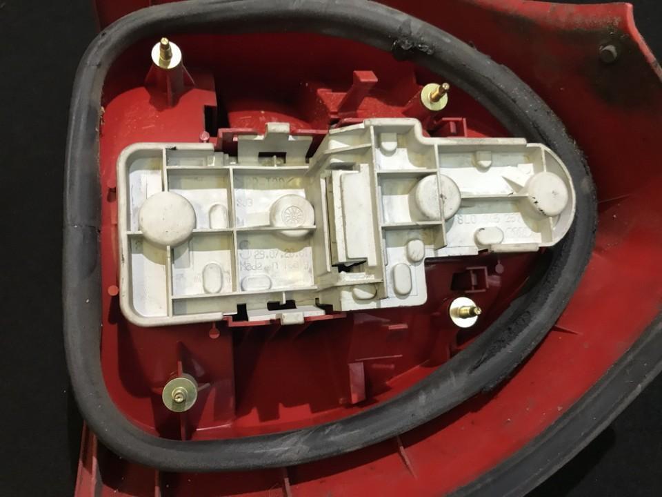 Tailight Bulb Holder (Lamp Carrier) 8l0945257 n/a Audi A3 2000 1.9