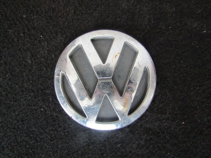 Volkswagen  Golf Galinis zenkliukas (Emblema)