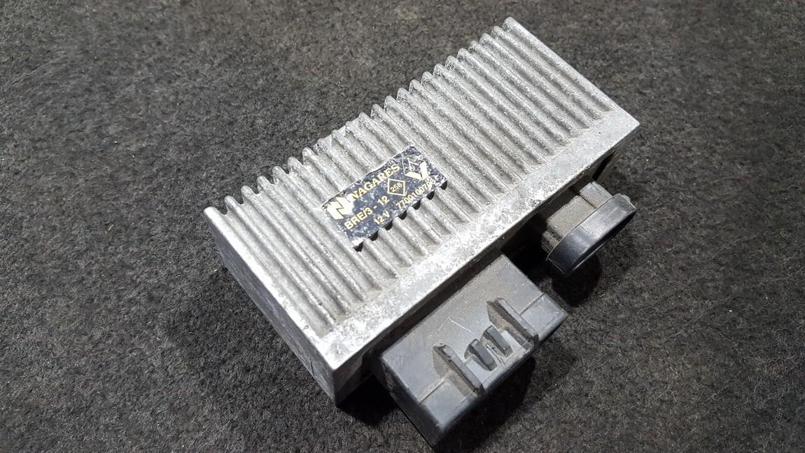 Glow plug relay Renault Laguna 1999    1.9 7700100703
