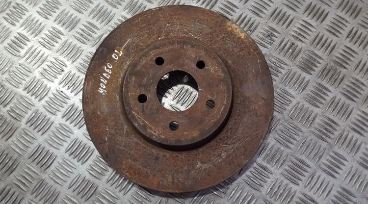 Brake Disc - front NENUSTATYTA n/a Ford MONDEO 1996 1.8