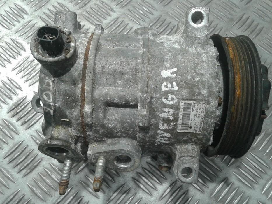 Kondicionieriaus siurblys 6SEU16C CG447190-6863, CG4471906863 Dodge AVENGER 2008 2.0