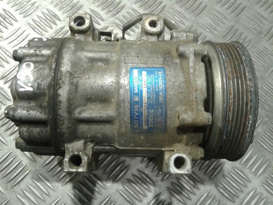 Кондиционер насос 3M5H19D629HE SD7VDM Volvo V50 2005 2.4