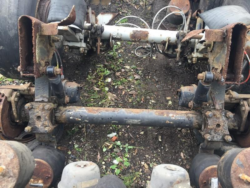 Trailer axle (ROR) Trailer - Cartwright  2001    0.0 ROR