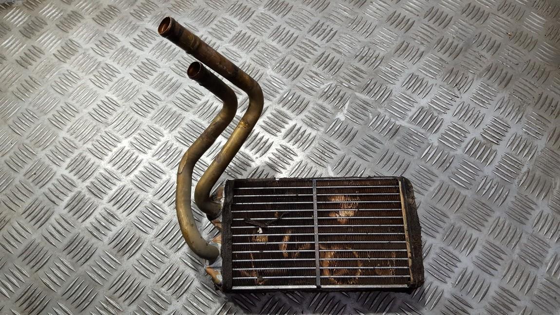 Salono peciuko radiatorius NENUSTATYTA NENUSTATYTA Rover 200-SERIES 1998 1.4
