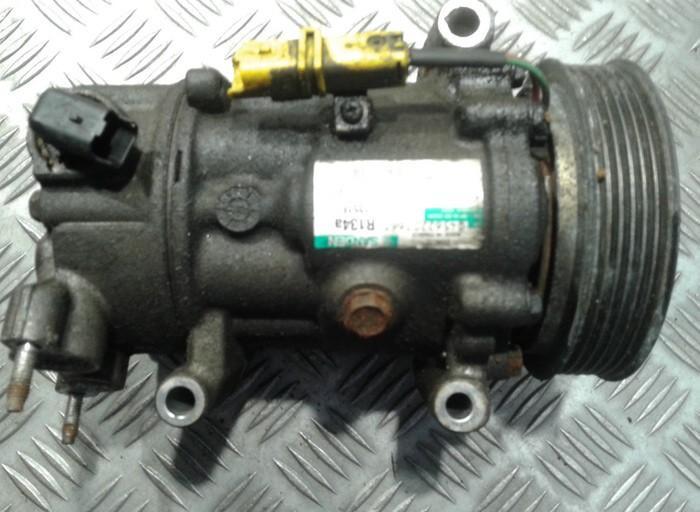 Компрессор системы кондиционирования 9651910980 NENUSTATYTA Peugeot 207 2009 1.4
