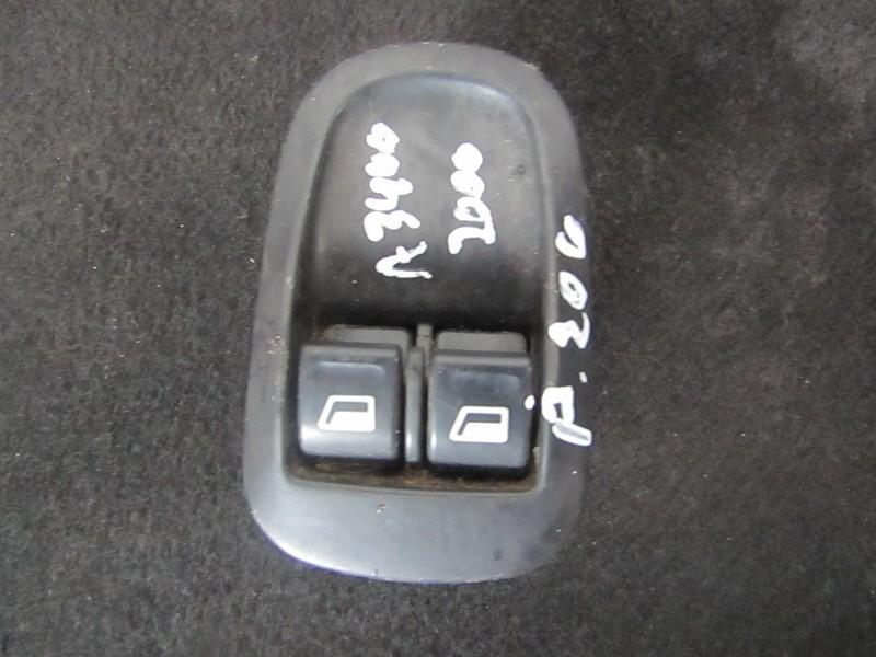 Stiklo valdymo mygtukas (lango pakeliko mygtukai) nenustatyta nenustatyta Peugeot 206 2002 1.9