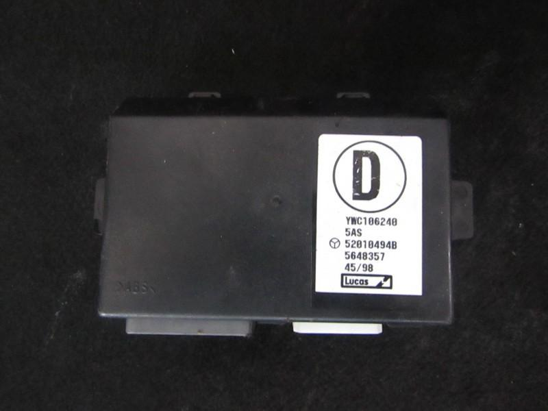 Immobiliser ECU Rover 200-Series 1999    1.4 52010494b