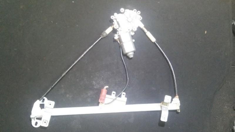 Door winder mechanism (Window Regulator) front left side nenustatytas n/a Volvo 440 1994 2.0