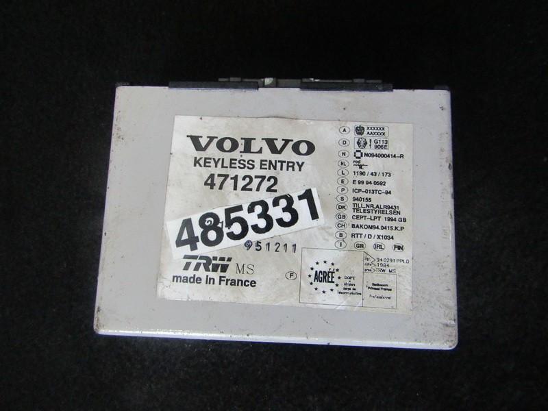 Kiti kompiuteriai 471272 485331 Volvo 440 1996 1.9