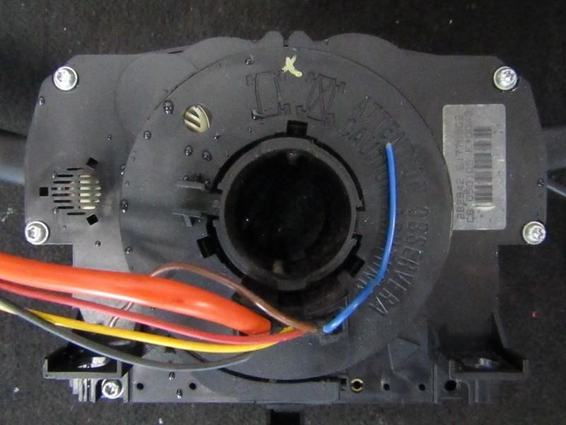 Механизм подрулевой для SRS (ленточный) nenustatyta nenustatyta Citroen C2 2005 1.4