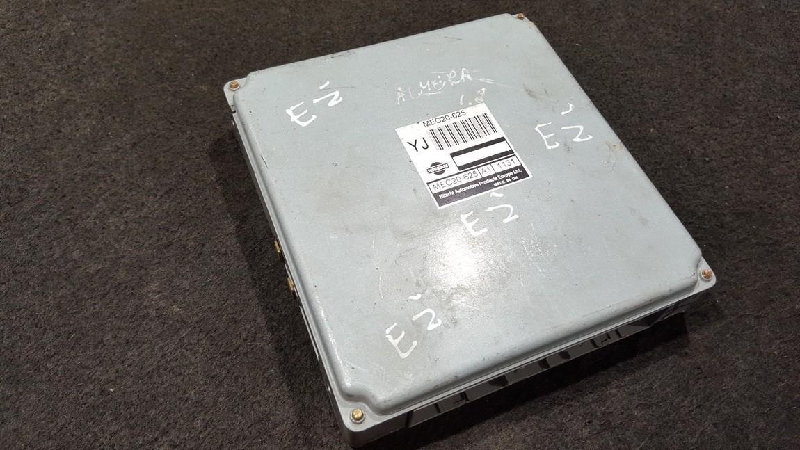 Блок управления двигателем MEC20625 MEC20-625 Nissan ALMERA 1995 1.6