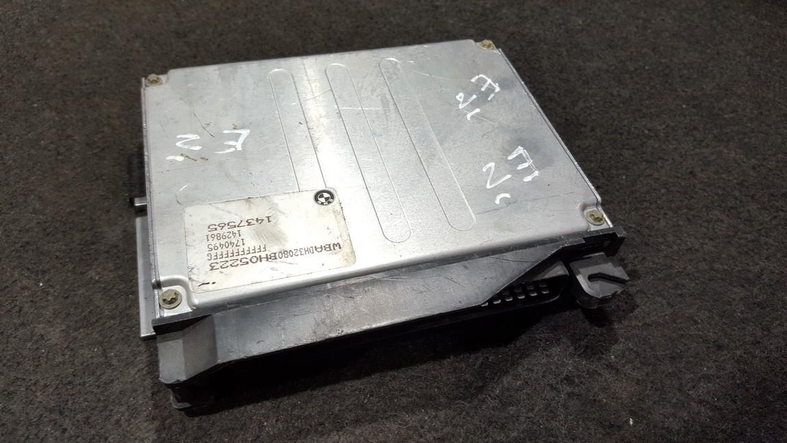 Variklio kompiuteris 1740495 1429861 BMW 5-SERIES 2007 2.5