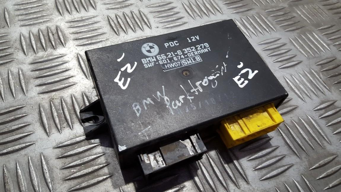 Parking Sensor ECU BMW 7-Series 1996    0.0 66218352279