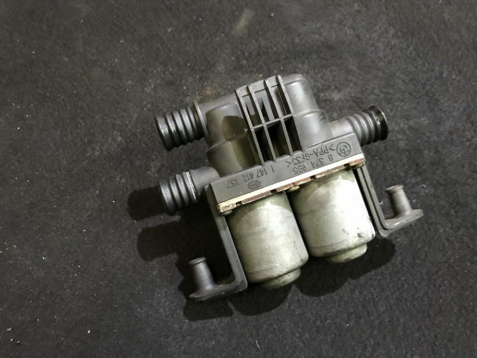 Heater Control Valve (Auxillary Heating) 1147412137 8374995 BMW 5-SERIES 2006 2.0