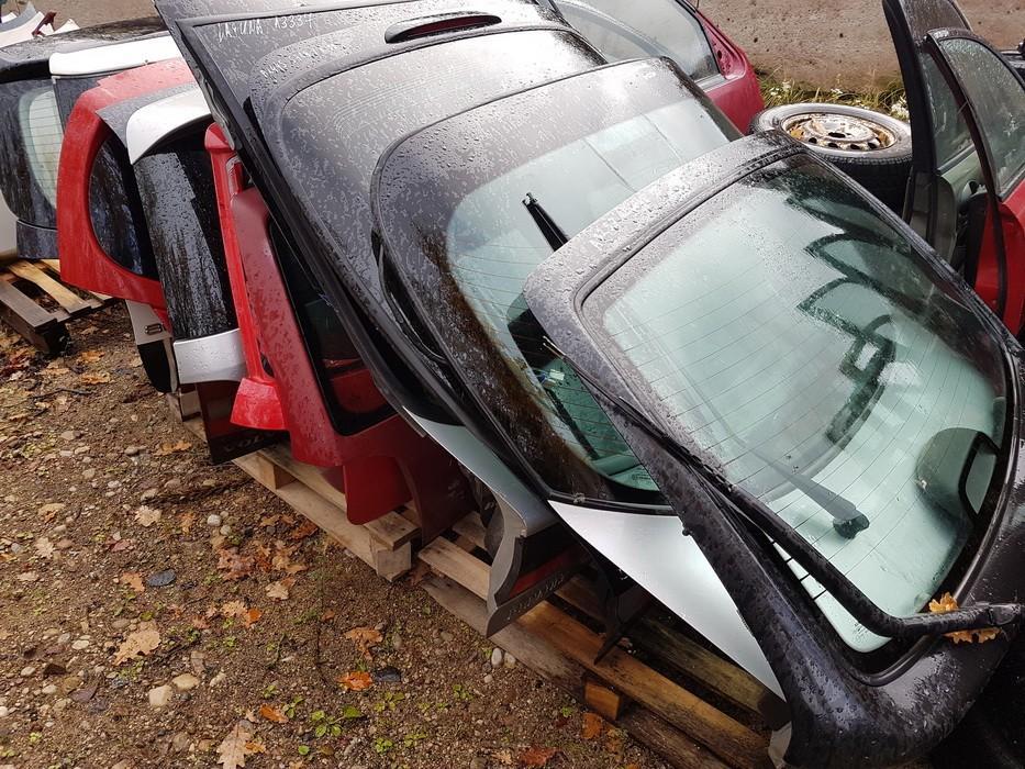 Galinis dangtis G (kapotas) NENUSTATYTA n/a Volkswagen GOLF 2004 1.6