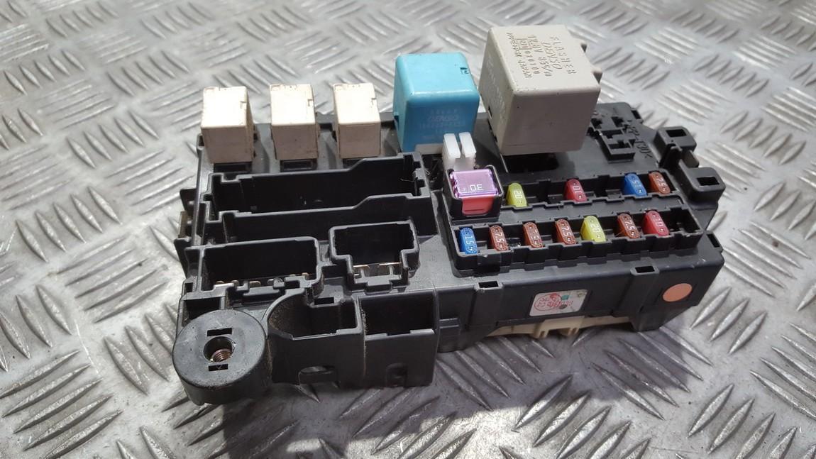 85980b1010 85980-b1010 fuse box daihatsu sirion 2009 0 0l 24eur eis00277494