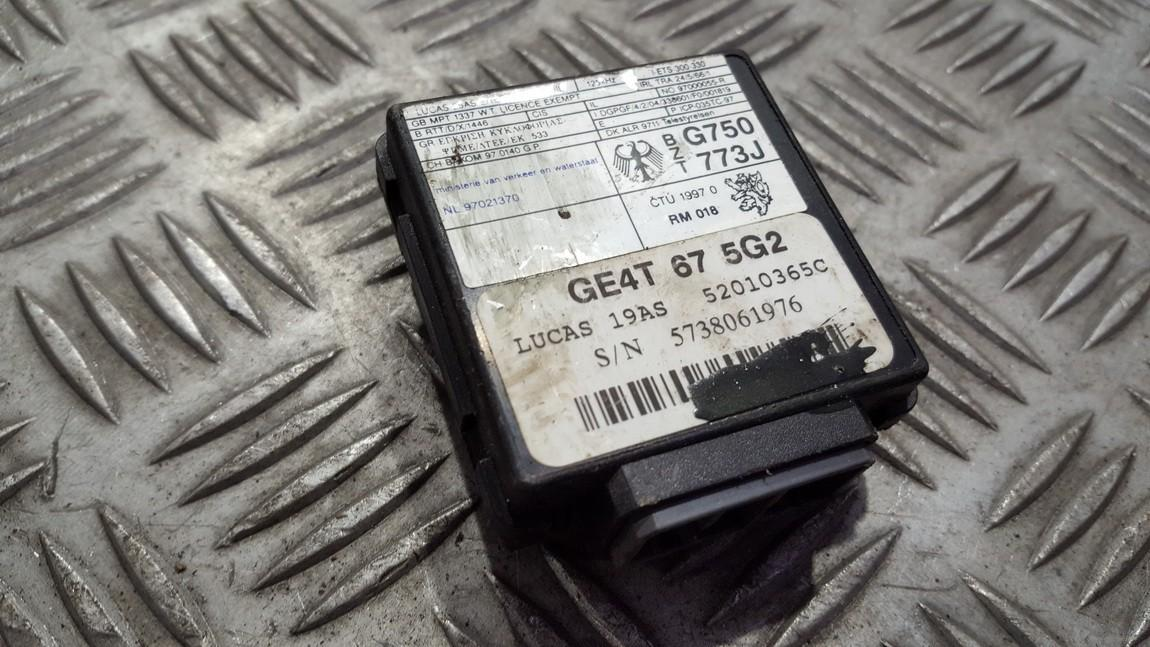 Immobiliser ECU Mazda 626 1997    0.0 GE4T675G2