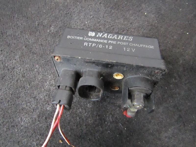 Glow plug relay Volvo V40 1998    1.9 7700107794