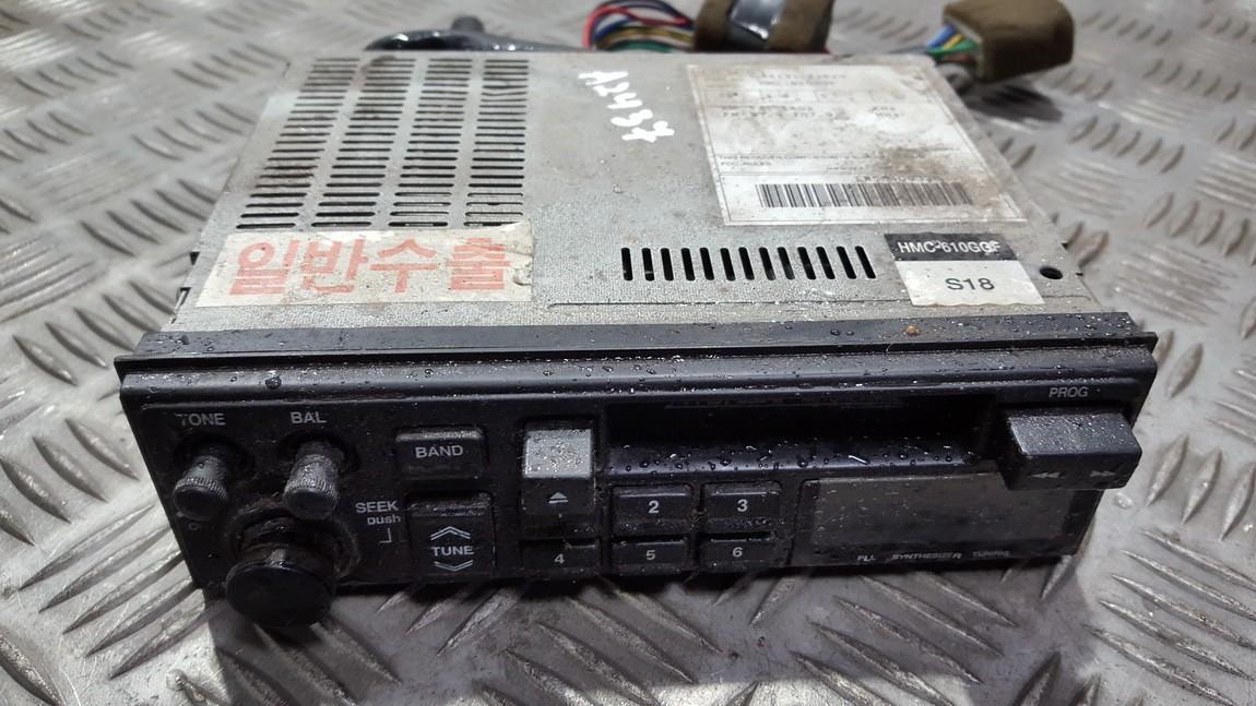 Autoradio Hyundai H100 1995    2.4 HM0610GGF