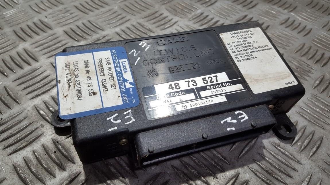 Kiti kompiuteriai 4873527 52010417R, 4873535, 52010409J SAAB 9-5 2004 3.0