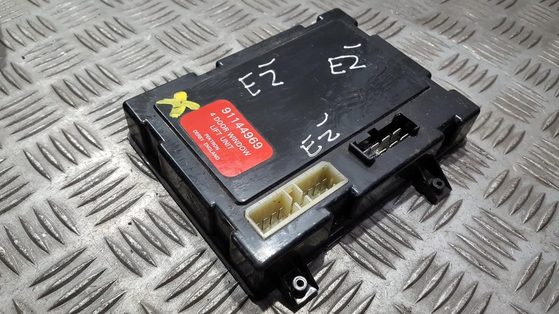 Блок управления двери Opel Frontera 1997    0.0 91144969