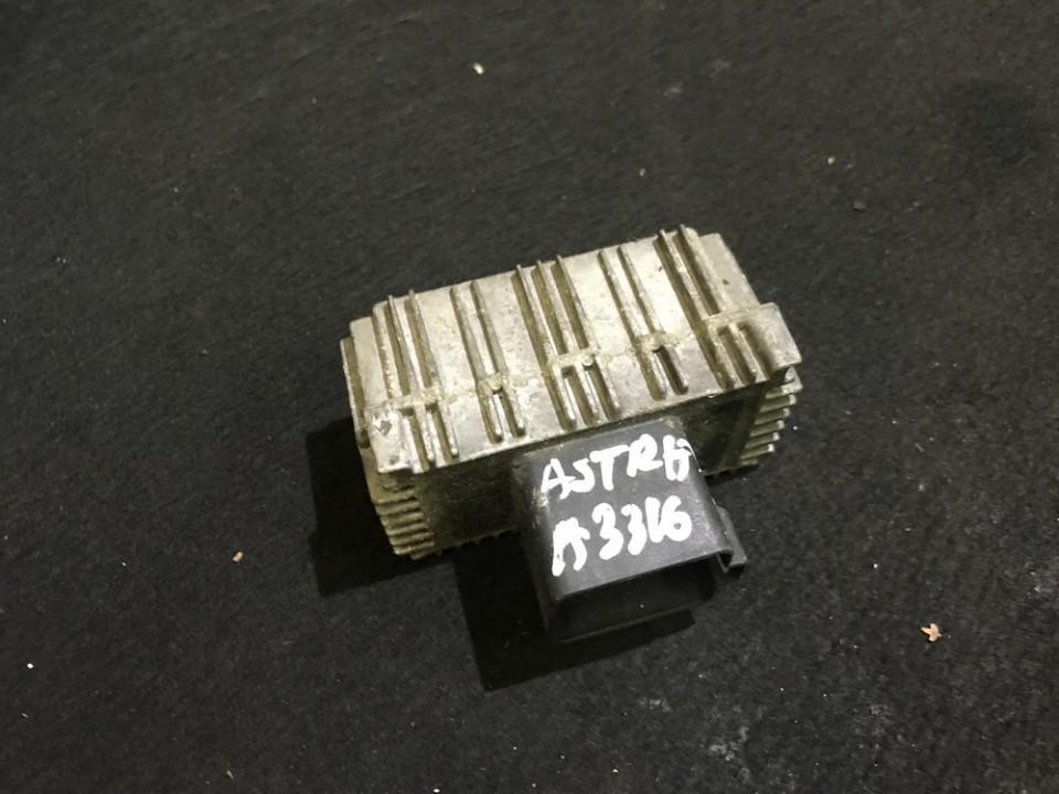 Glow plug relay Opel Astra 1999    2.0 09132691