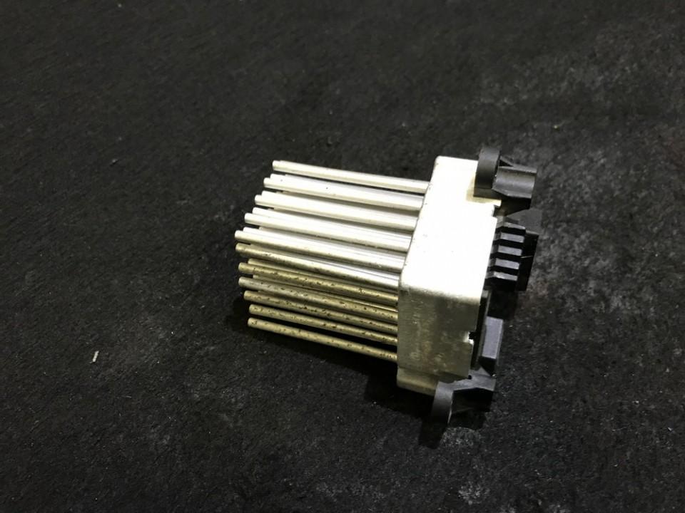 Heater Resistor BMW 3-Series 1999    0.0 64116920365