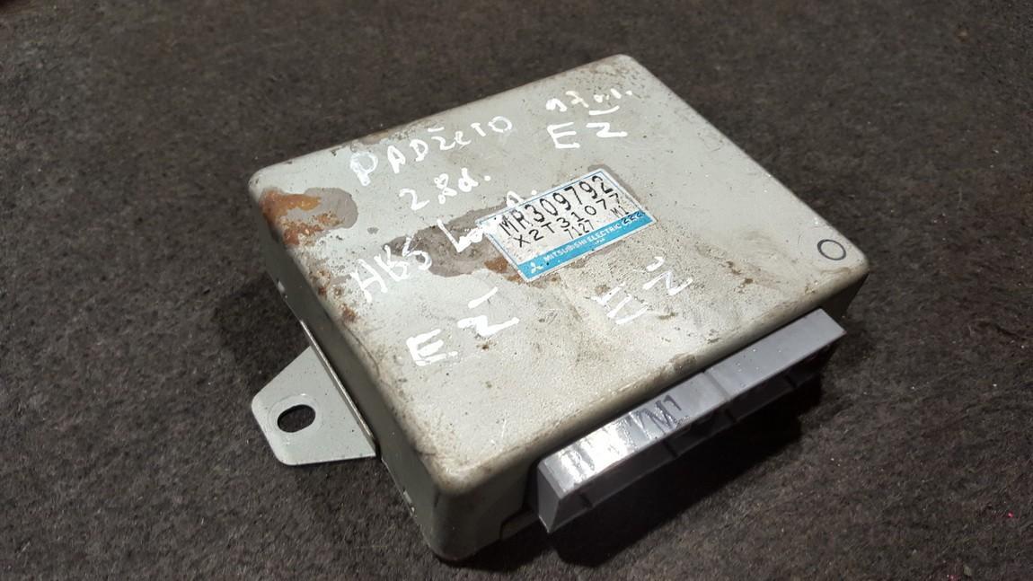 ABS Computer Mitsubishi Pajero 1997    2.8 MR309792
