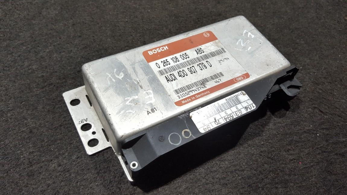 ABS Computer 0265108005 4D0907379D Audi A6 2008 2.0