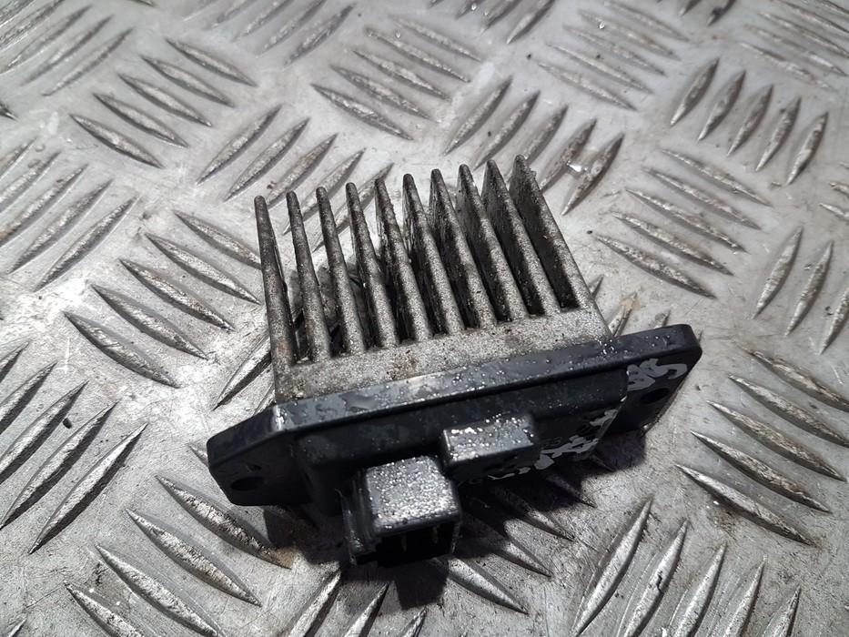 Heater Resistor Mitsubishi Galant 2000    0.0 MR283263