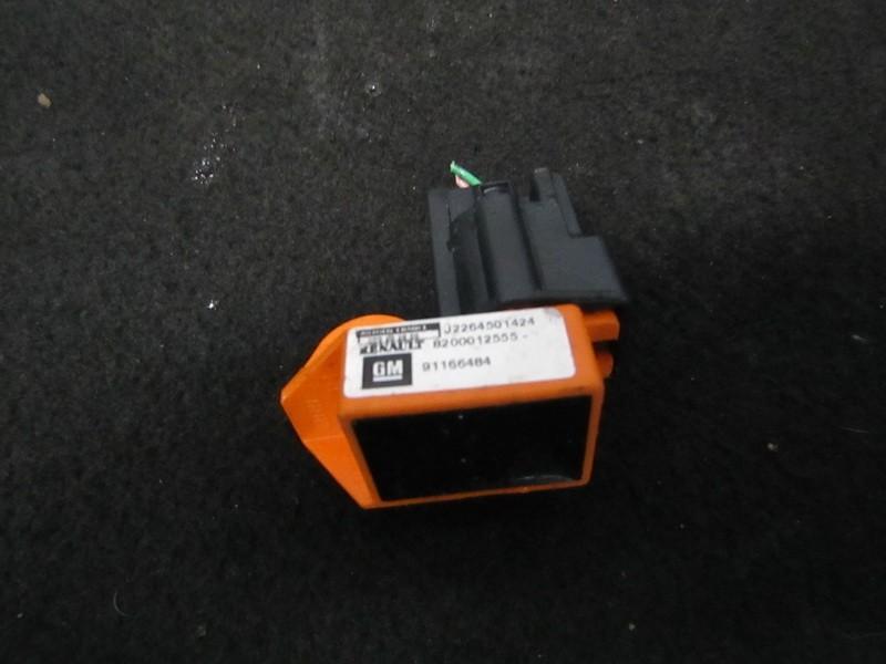 Srs Airbag daviklis 91166484 8200012555, j2264501424 Renault ESPACE 1992 2.8