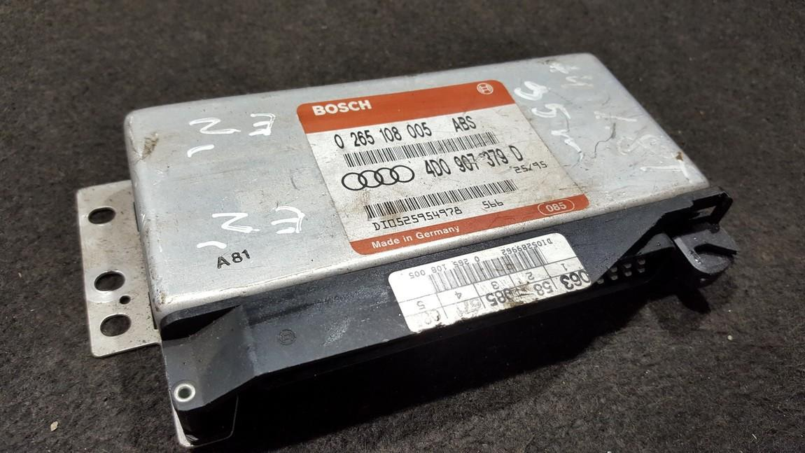 ABS Computer Audi A6 1995    2.5 0265108005