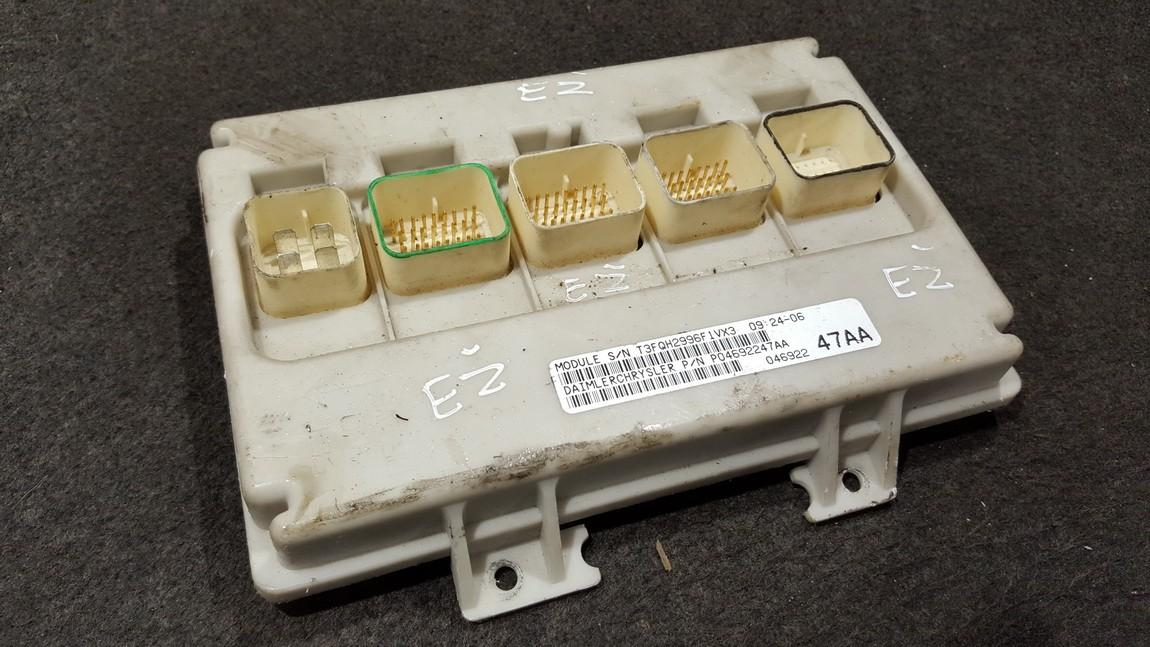 General Module Comfort Relay Chrysler Voyager 2008    2.8 P04692247AA