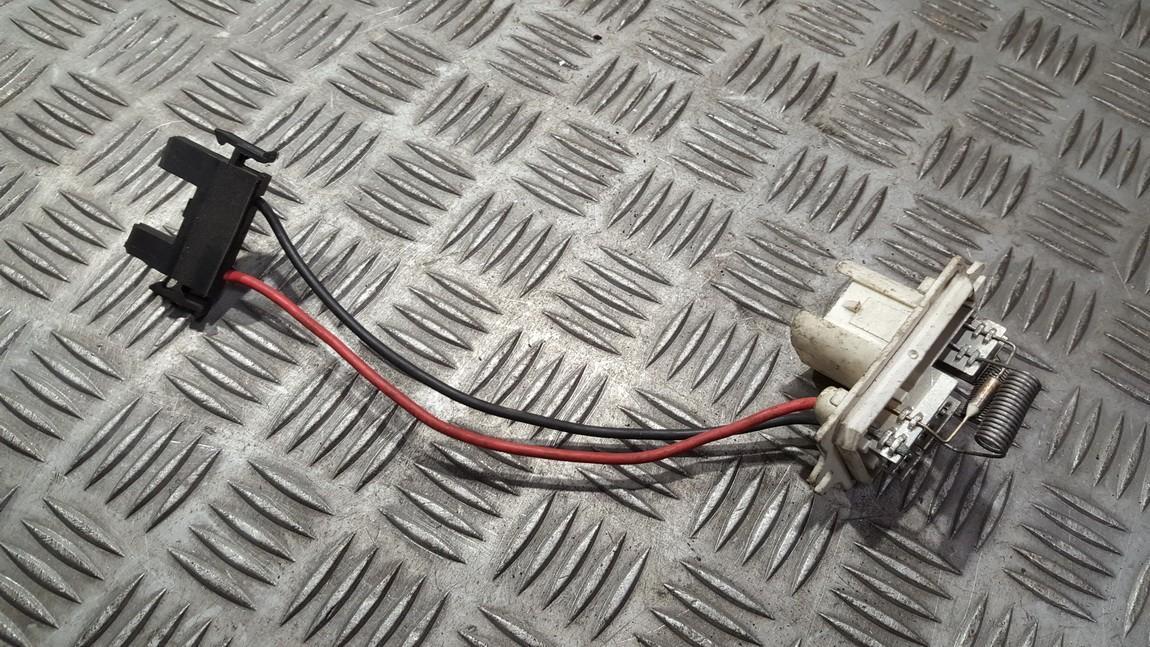 Heater Resistor Renault 19 1991    0.0 833745n