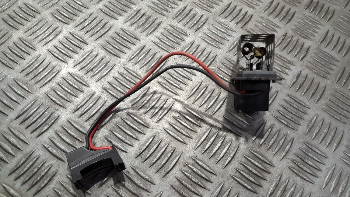 Heater Resistor Renault Kangoo 1998    0.0 9092609859