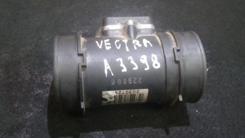 Air Mass Sensor Opel Vectra 1998    1.8 90411957