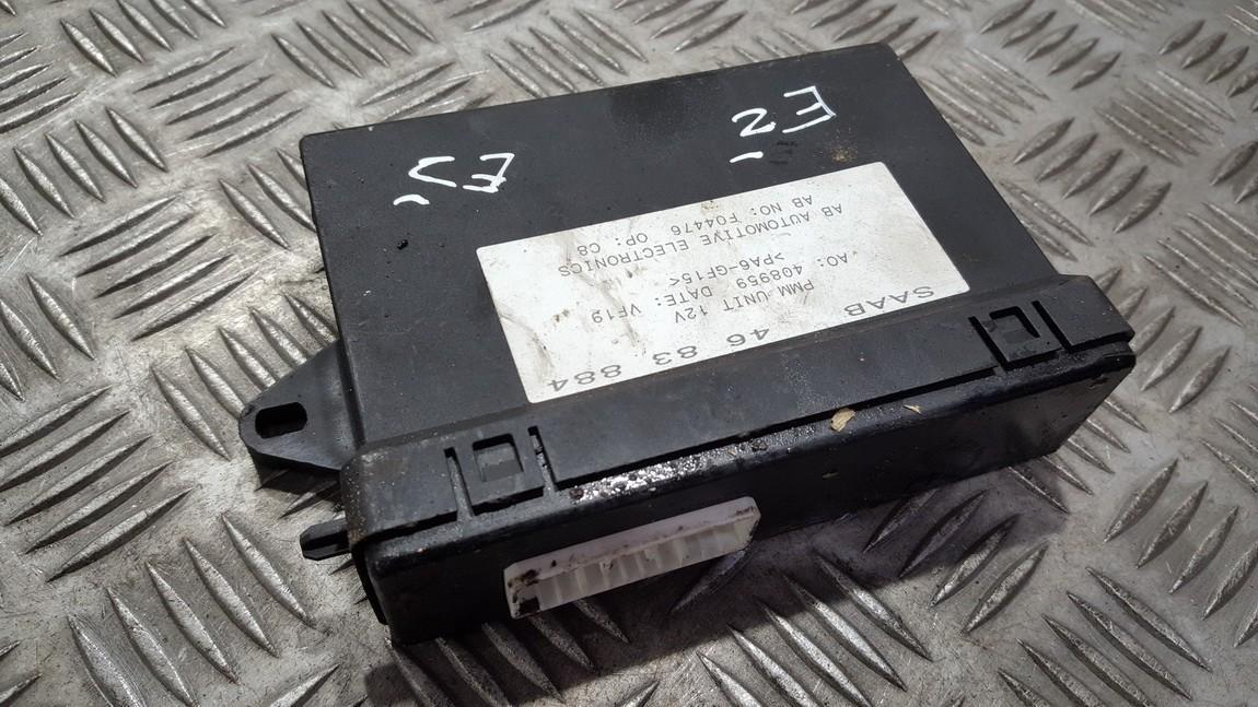Other computers 4683884 408959 SAAB 9-5 1998 2.0