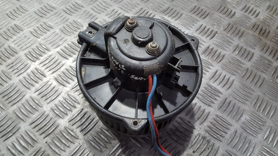 Heater blower assy Mitsubishi Space Star 2000    0.0