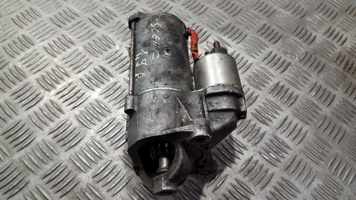 Starter Motor 8200331251 D7R49 Renault SCENIC 2004 1.5