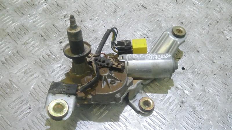 Rear wiper motor (Rear Screen Wiper Engine) Mercedes-Benz C-CLASS 1996    2.2 a2028201908