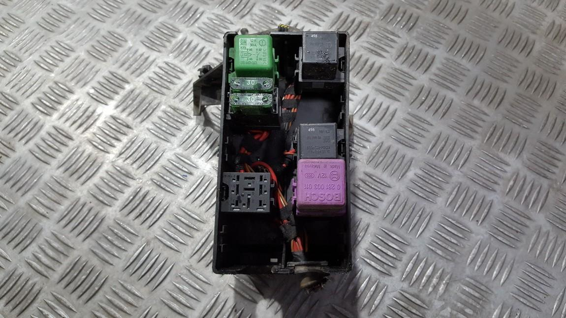 Fuse box  90506007 GM90506007, 0831312 Opel VECTRA 1997 2.0