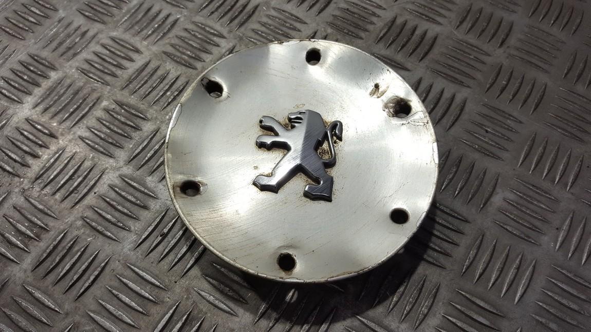 Center Cap (Cao assy-wheel hub) Peugeot 607 2002    0.0 9636875877