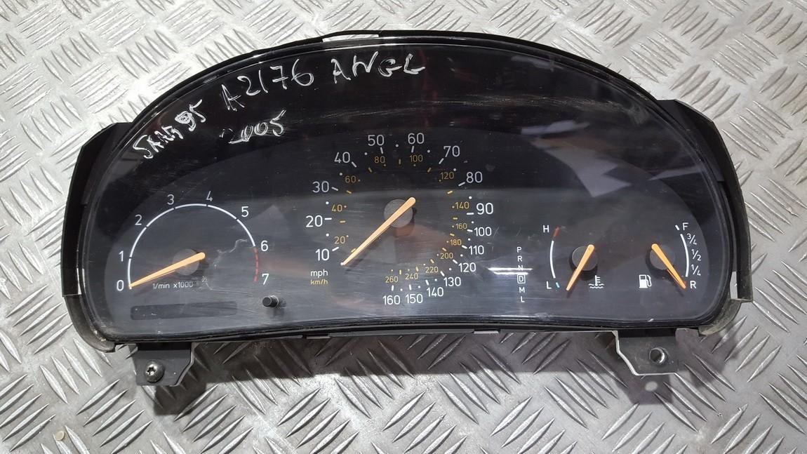 Speedometers - Cockpit - Speedo Clocks Instrument SAAB 9-5 2005    2.0 769484550T
