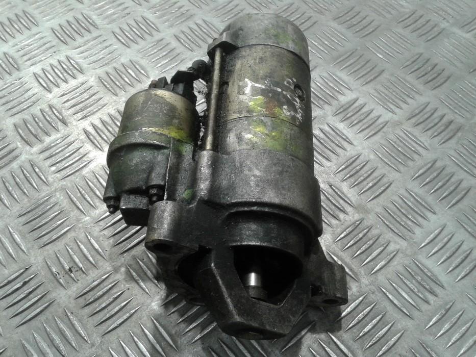 Starter Motor 9648242180 NENUSTATYTA Peugeot 407 2004 2.2
