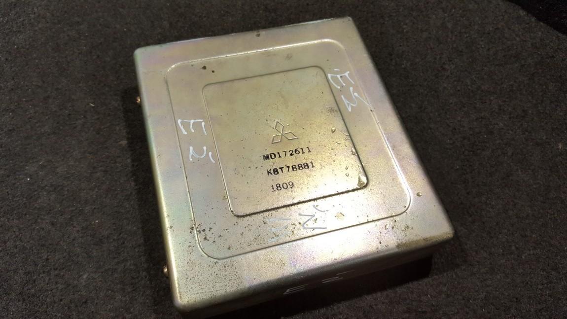 ECU Engine Computer  Mitsubishi Pajero 1994    2.5 K8T78881