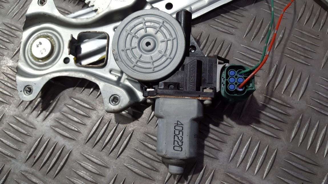 Window Motor Left Right Nissan  Juke, F15 2010.06 -->