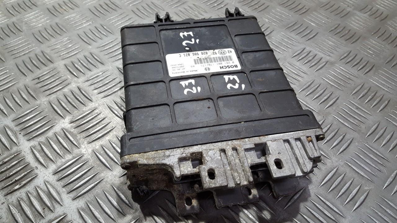 ECU Engine Computer  Volkswagen Golf 1997    1.9 028906021C
